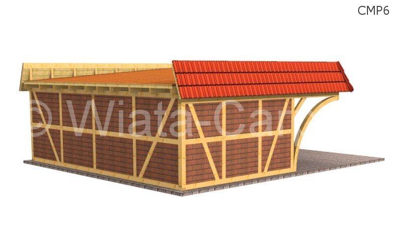 Carporty Mur Pruski Projekty