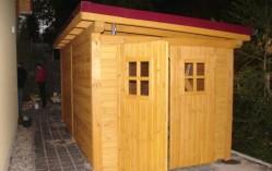 Domy i domki drewniane