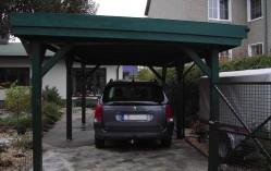 Carporty – wiaty samochodowe, garażowe